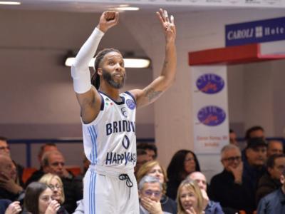 Basket, Champions League 2020, 11a giornata: Brindisi vola in Turchia, contro il Besiktas per due punti fondamentali