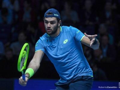 Tennis: Matteo Berrettini parteciperà al torneo d'esibizioneKooyong Classic