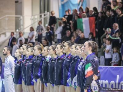 LIVE Italia-Francia 18-6 pallanuoto femminile, Europei 2020 in DIRETTA: Setterosa dominante, raggiunti i quarti di finale