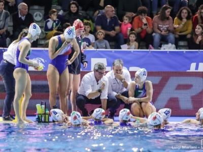 Pallanuoto femminile, l'Italia stende la Slovacchia 16-4 e giocherà per il 5° posto agli Europei 2020 di Budapest