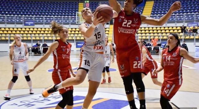 Basket femminile, Serie A1 2020: Empoli e Torino, successi d'oro verso Coppa Italia e salvezza nei posticipi della 13a giornata