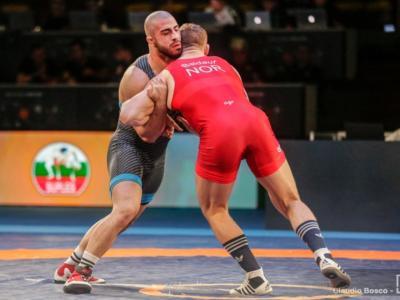 Lotta greco-romana, Nicoloz Kakhelashvili vince la battaglia con Baldauf: è in semifinale nel Preolimpico di Sofia!