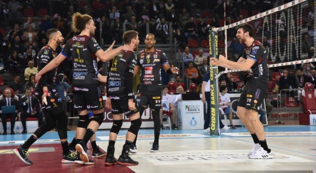 Volley, Superlega 2020, 18ma giornata: Civitanova si sbarazza 3-0 di Verona, Perugia supera Padova e resta in scia