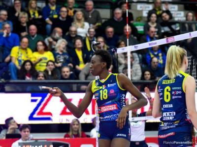 Volley femminile, Serie A1 2020: 15ma giornata. Conegliano e Busto Arsizio vincono: Pantere in testa. Scandicci ko