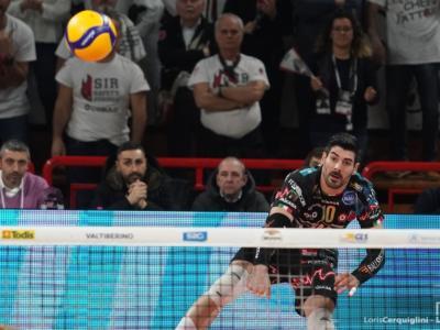 LIVE Perugia-Tours 3-0, Champions League volley in DIRETTA: match senza storia, la Sir vede i quarti e il primo posto del gruppo D!