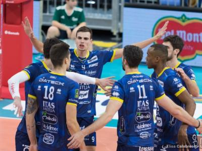 Budejovice-Trento in tv oggi: orario, programma, streaming Champions League volley