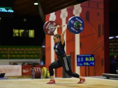 Sollevamento pesi, Europei 2021: Alessia Durante argento nel totale tra le 71 kg! Tre medaglie per l'azzurra