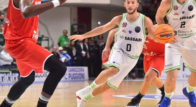 Ostenda-Dinamo Sassari in tv oggi: orario d'inizio, programma, streaming Champions League basket 2020