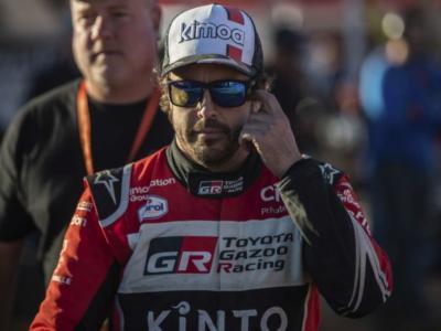 """Dakar 2020, Fernando Alonso: """"Voglio chiudere nel migliore dei modi nell'ultima tappa. Soddisfatto del mio rendimento"""""""