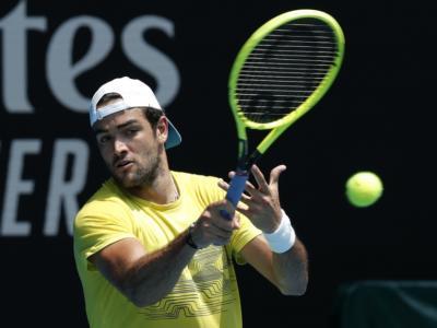 Tennis, UTS 2020: Matteo Berrettini cerca il riscatto ed un pass per le semifinali contro Alexei Popyrin