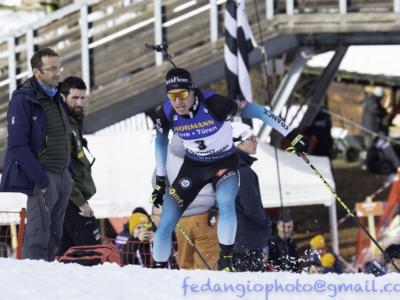Biathlon, la Francia spezza il dominio della Norvegia e si impone nella staffetta di Ruhpolding! Austria a podio, Italia lontana