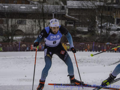Classifica Coppa del Mondo biathlon 2020: Fourcade sempre più leader dopo la sprint di Ruhpolding. Hofer 17°