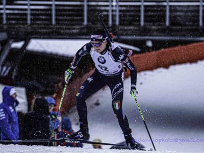 Biathlon, IBU Cup Val Martello 2020: Didier Bionaz 4°, sfiora il podio nella sprint, Nicole Gontier sesta nella prova femminile