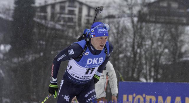 Biathlon in tv oggi, 10 km Sprint Oberhof 2020: orario d'inizio, programma, pettorali di partenza