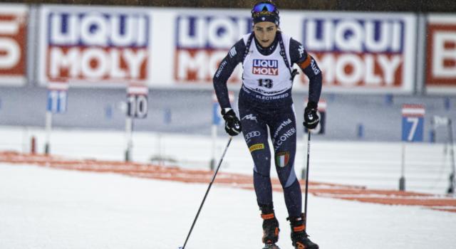 Biathlon, la Francia vince la single mixed a Pokljuka, sorprende l'Estonia 2a. Italia solo 19ma
