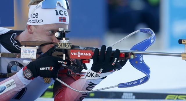 Biathlon, startlist e pettorali di partenza mass start maschile Pokljuka 2020: programma, orari e tv