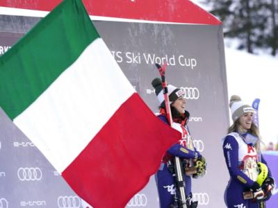 Albo d'oro Coppa del Mondo sci alpino femminile: Federica Brignone succede a Mikaela Shiffrin. Primo successo italiano