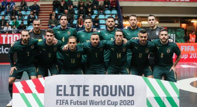 Portogallo-Italia, Qualificazioni Mondiali calcio a 5: data, programma, orario e tv