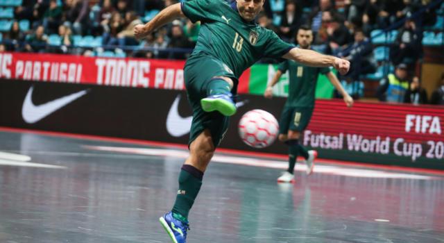 Calcio a 5, l'Italia rialza la testa e prevale sulla Bielorussia per 5 a 3 nelle qualificazioni ai Mondiali 2020