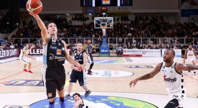 Live Trento Virtus Bologna 77 83 Serie A Basket 2020 In Diretta Le V Nere Sbancano Il Palatrento Grazie Ad Un Super Teodosic Oa Sport