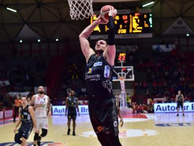 Trento-Darussafaka in tv, EuroCup basket 2020: orario, programma e streaming