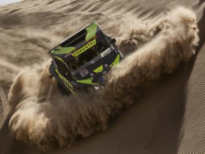 Dakar 2020 oggi in tv, 10a tappa: orario d'inizio, programma, streaming, percorso Haradh  data-eio=
