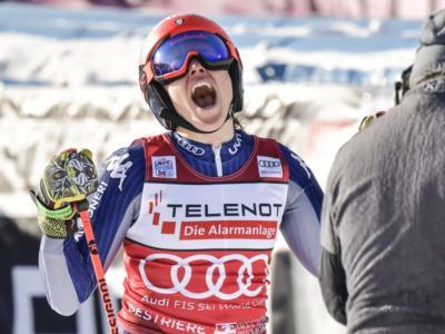 """Sci alpino, Pagelle 18 gennaio: Brignone infinita, Vlhova e Feuz si confermano, Goggia risale, Paris """"doma"""" Wengen"""