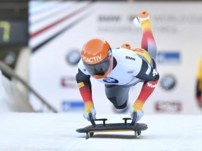 Bob e Skeleton, Mondiali juniores 2020: pioggia di medaglie per i padroni di casa tedeschi a Winterberg, Bagnis 7° nello skeleton
