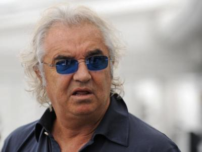 """F1, Flavio Briatore: """"La Ferrari ha due ottimi piloti limitati dalla vettura. Il podio? Non sarà facile…"""""""