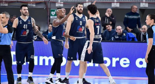LIVE Brescia-Patrasso 63-57, EuroCup basket 2020 in DIRETTA: la Leonessa vince la prima gara delle Top 16, Abass MVP di serata!