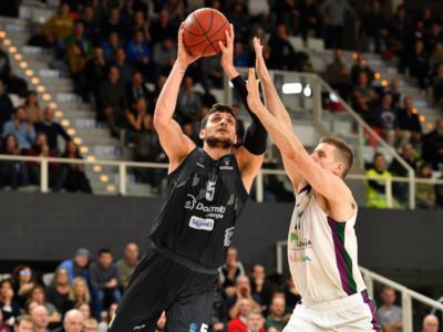 Darussafaka-Trento in tv oggi: orario d'inizio, programma, streaming EuroCup basket 2020