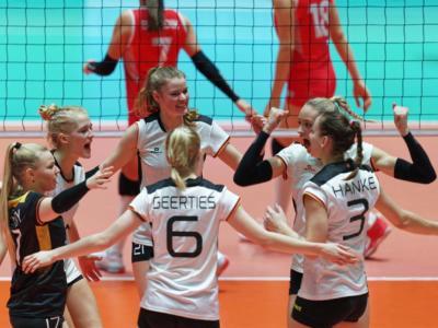 Volley femminile, Preolimpico 2020: la Germania travolge la Turchia. Polonia e Olanda esordio ok