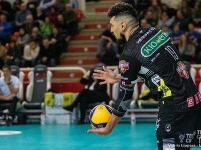 Volley, Superlega 2020: 18ma giornata. Ostacoli veneti per le due litiganti: Padova e Verona provano a fermare la marcia di Perugia e Civitanova