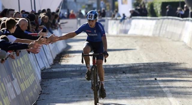 """Ciclocross, Kevin Pezzo Rosola: """"Vorrei fare anche solo la metà di quello che ha fatto mia mamma"""""""