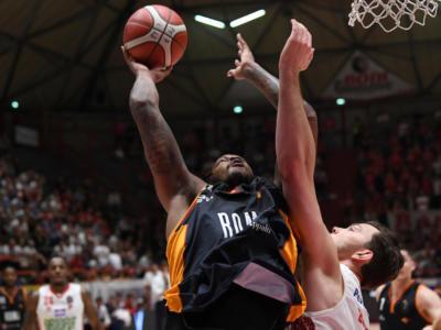 Virtus Roma-Pistoia oggi in tv: orario d'inizio, programma, streaming Serie A basket 2020