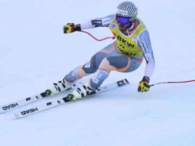 Sci alpino, Kjetil Jansrud è il più veloce nella prima prova a Kitzbuehel 2020. Settimo Matteo Marsaglia