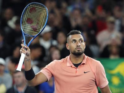 """Tennis, Nick Kyrgios sulla squalifica a Novak Djokovic: """"Se lo avessi fatto io, chissà quanti anni avrei preso…"""""""