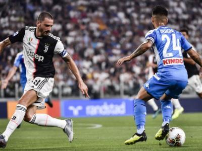 LIVE Napoli-Juventus 2-1, Serie A calcio in DIRETTA: Zielinski e Insigne regalano agli azzurri una serata magica, accorcia Ronaldo ma non basta. Pagelle e highlights