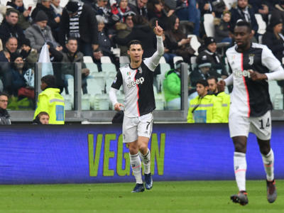 LIVE Juventus-Cagliari 4-0, Serie A 2020 in DIRETTA: Higuain e tripletta di Cristiano Ronaldo stendono la squadra di Maran. Pagelle e highlights