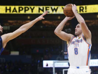 NBA 2020, i risultati della notte (3 gennaio): vincono Clippers e Mavericks, Gallinari aiuta i Thunder contro gli Spurs privi di Belinelli