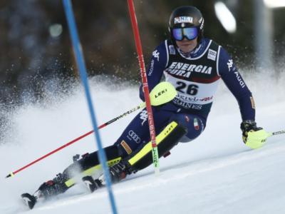 Sci alpino, esplode ALEX VINATZER! Magnifico podio in slalom a Zagabria, 20 anni di classe pura! Trionfa Noel