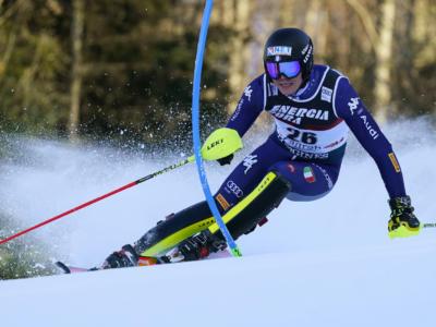 VIDEO Alex Vinatzer terzo nello slalom di Zagabria: grandioso podio dell'azzurro in Coppa del Mondo