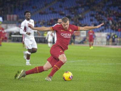 Genoa-Roma 1-3, i giallorossi vinconi in Serie A e staccano momentaneamente l'Atalanta al quarto posto