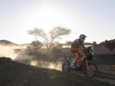 Classifica Dakar 2021 moto, prima tappa: Toby Price in vetta, dominio KTM