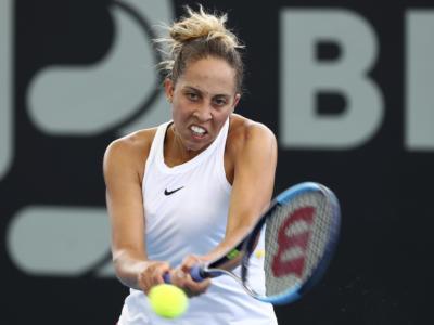 Tennis, Madison Keys positiva al Covid-19: l'americana non partirà per l'Australia