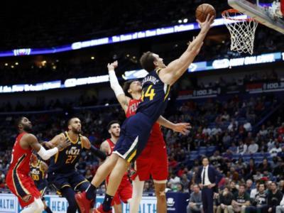 NBA 2020, i risultati della notte (13 gennaio): Bogdanovic trascina i Jazz, gli Spurs di Belinelli battono i Raptors. Cadono Heat e Clippers