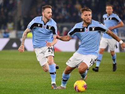 Calcio, Serie A 2020: la Lazio si diverte con la SPAL, pari per il Milan e l'Atalanta