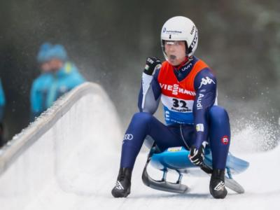 Slittino, Dominik Fischnaller 4° a Winterberg, è a -1 da Repilov in classifica di Coppa del Mondo!