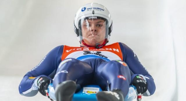 Slittino, Dominik Fischnaller è bronzo ai Mondiali nella sprint di Sochi! Vittoria per il grande rivale Repilov