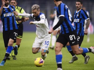 Atalanta-Inter oggi, Serie A calcio: orario, tv, programma, streaming, formazioni